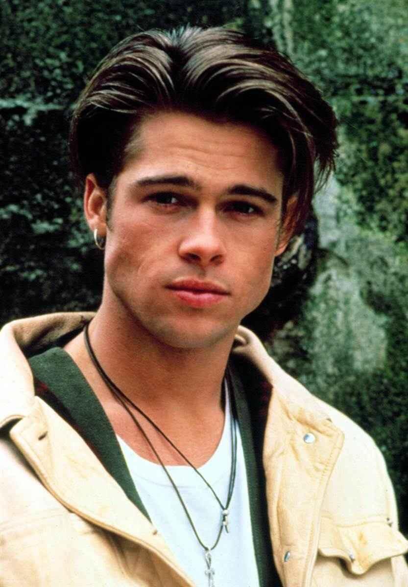 The Many (and Varied) Hair Styles of Brad Pitt | Hairstyle Guru