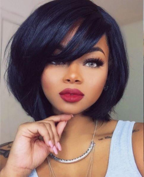11 Fierce Relaxed Bobs for Black Women 2018 | Hairstyle Guru