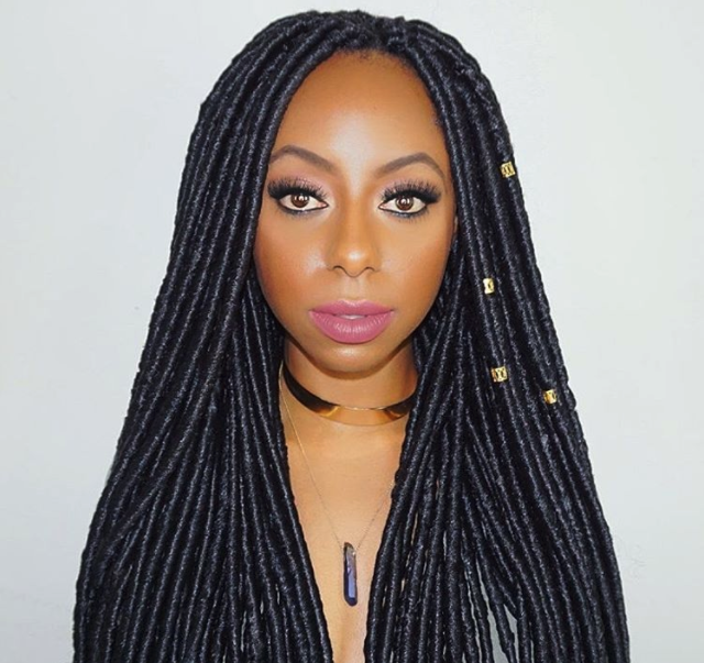 35 Faux Locs Hairstyle Ideas Amp Inspiration Hairstyle Guru